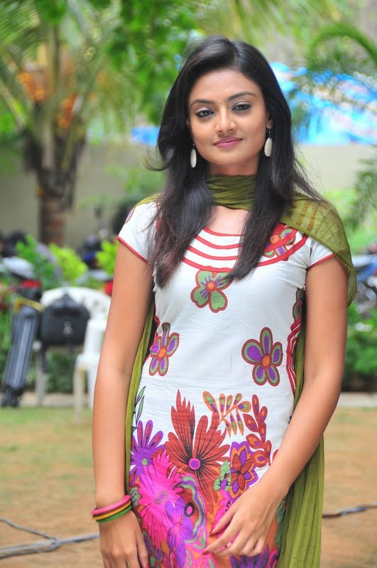 Nikitha Narayana in Tight Churidar Pics Nikhit15