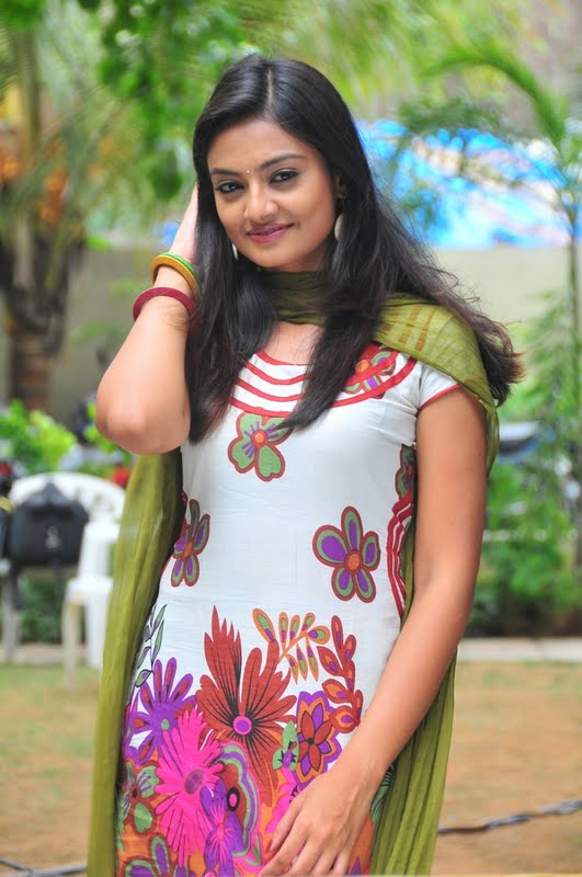 Nikitha Narayana in Tight Churidar Pics Nikhit17