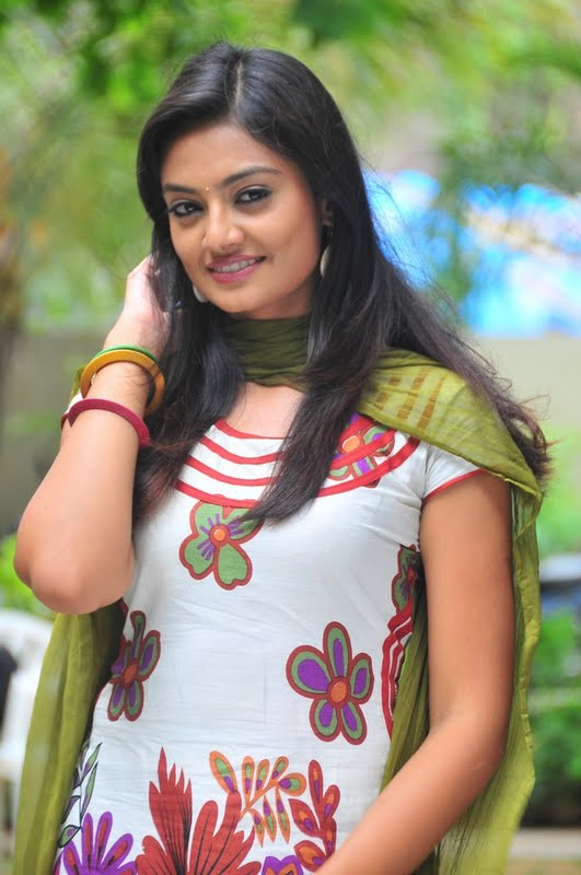 Nikitha Narayana in Tight Churidar Pics Nikhit20