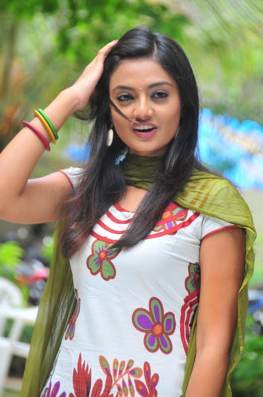 Nikitha Narayana in Tight Churidar Pics Nikhit21