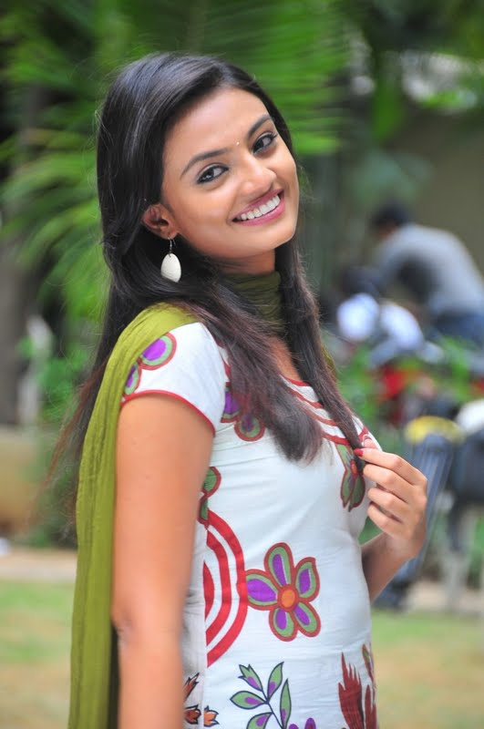 Nikitha Narayana in Tight Churidar Pics Nikhit22