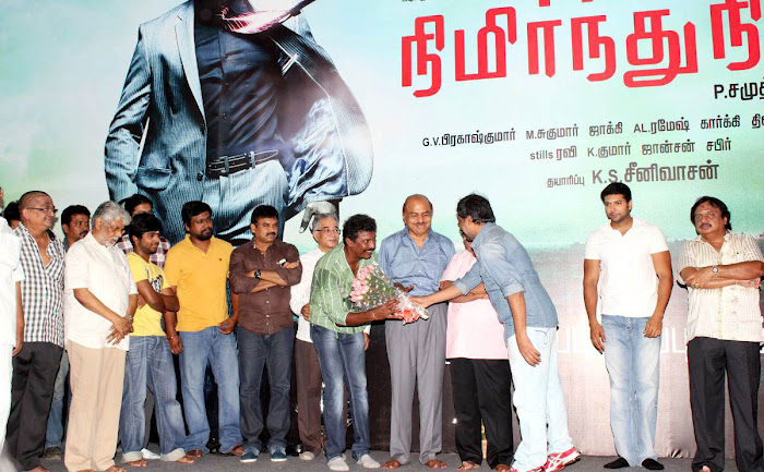 Nimirnthu Nil Movie Launch Images Nimirn10