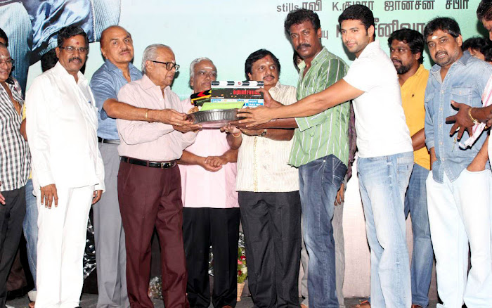Nimirnthu Nil Movie Launch Images Nimirn14