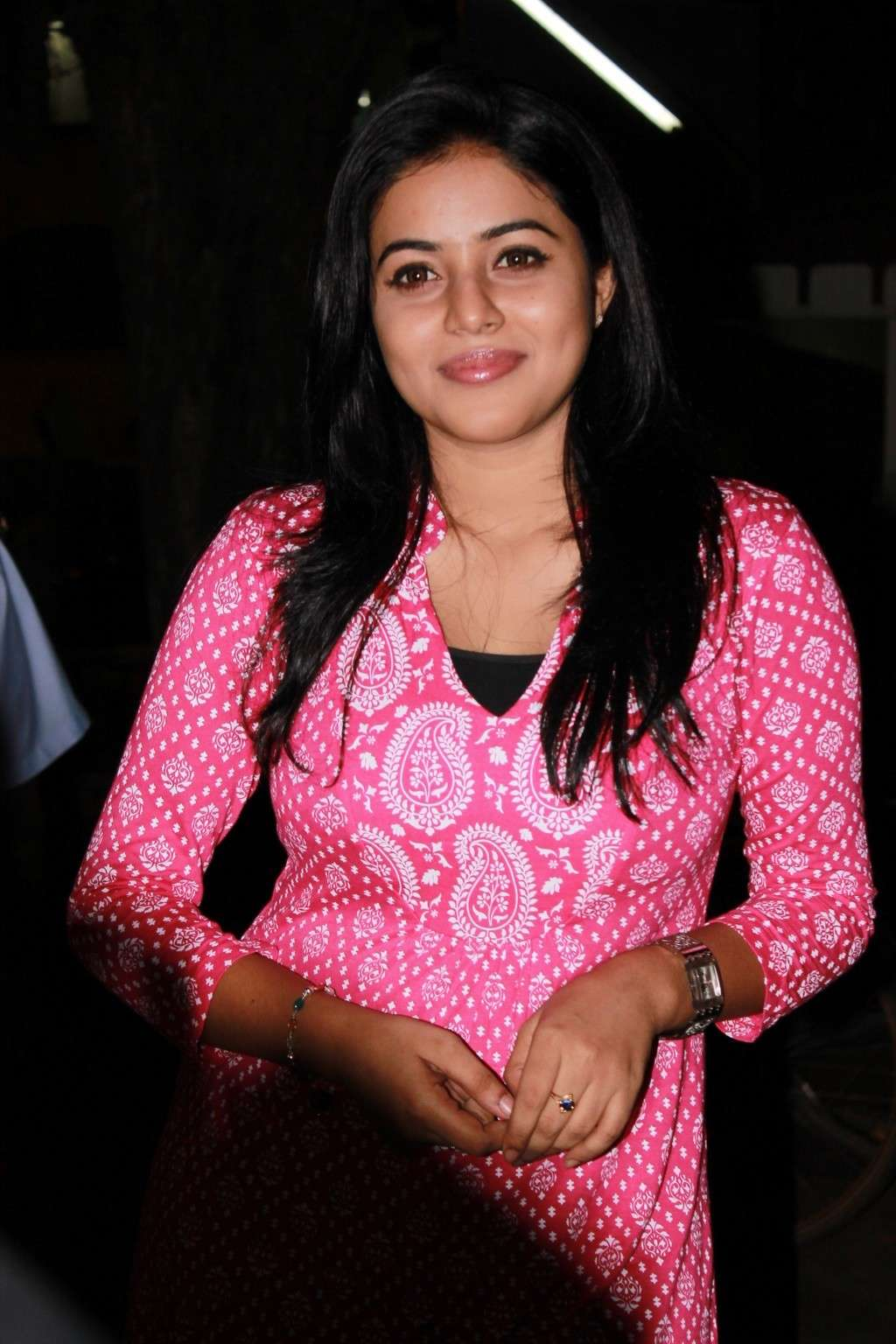 Poorna Bright in Pink Top Poorna20
