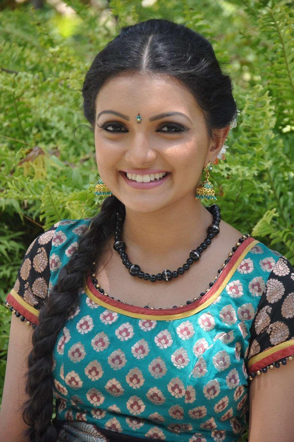Saranya Mohan Latest Stills Sarany14