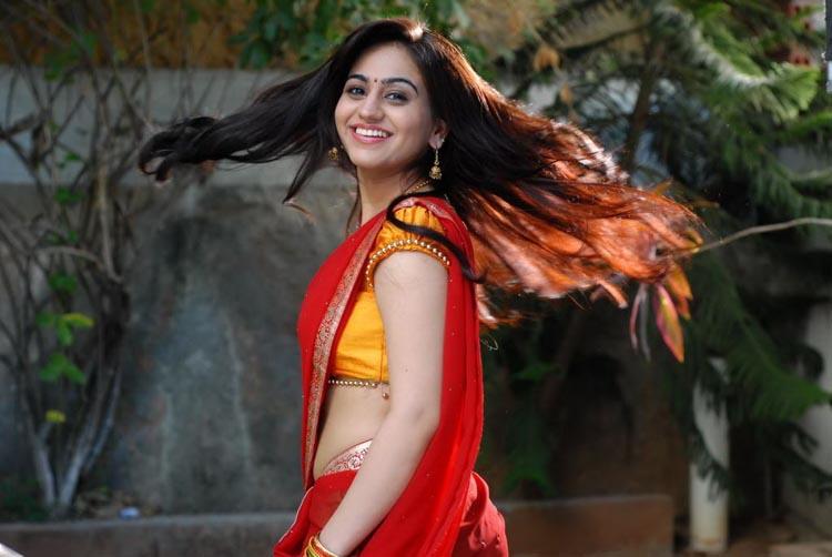 Aksha Spicy in Half Saree Pics Shatru12