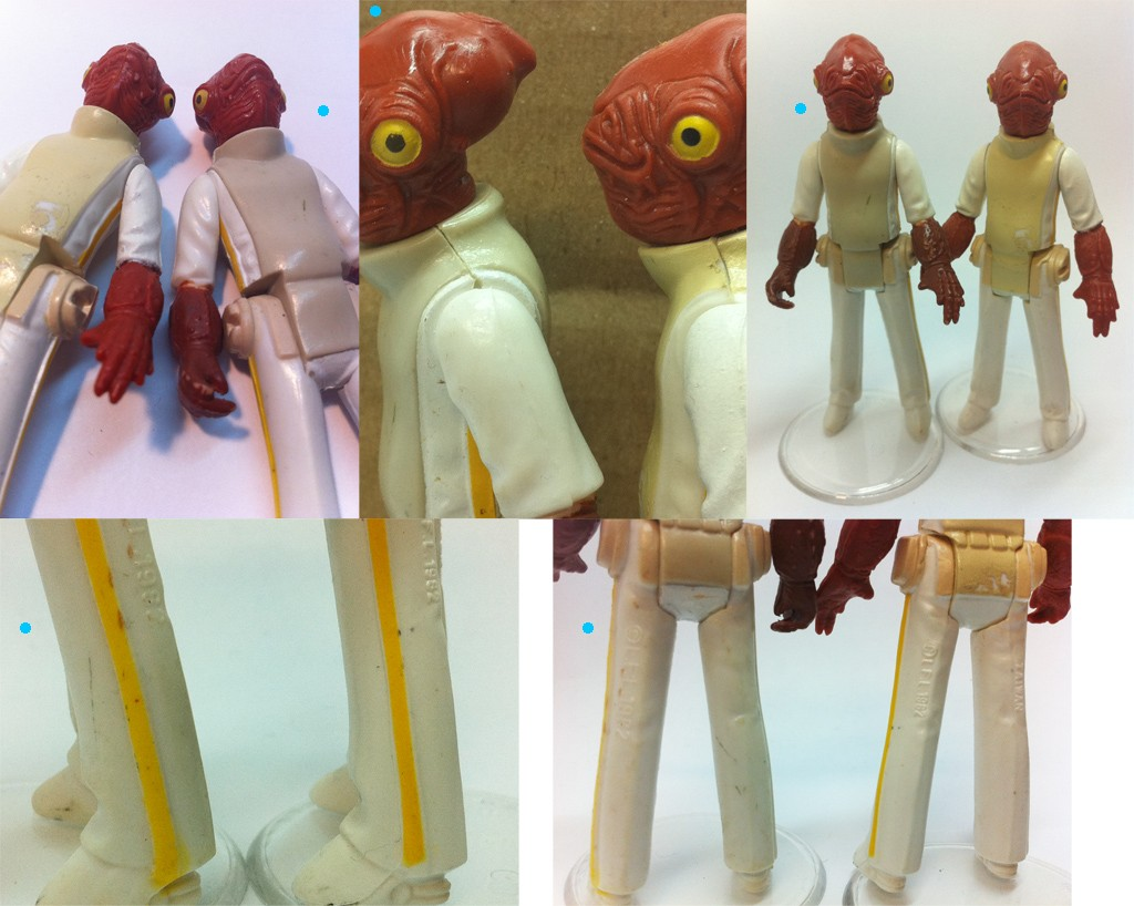 Some variants I could use a hand with. Ackbar11