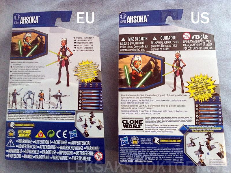 I need help with a clone wars figure COO Ahsoka12