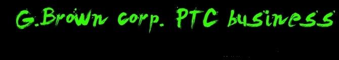 G.Brown corp PTC