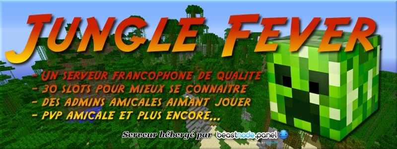 Jungle Fever IP: 108.163.251.107:25586