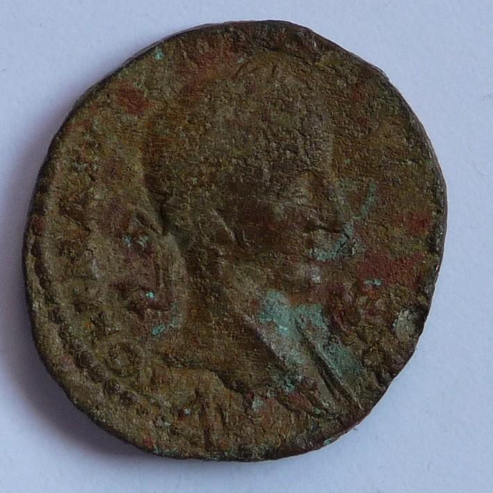Edesse :Gordien III et Abgar P1090110