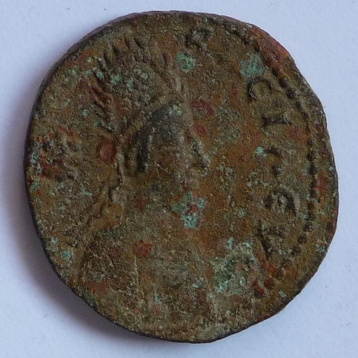 Edesse :Gordien III et Abgar P1090111