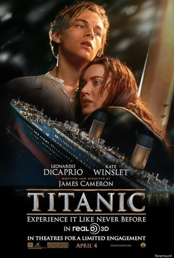 Welcome aboard for the 3D Titanic contest !  Titani12