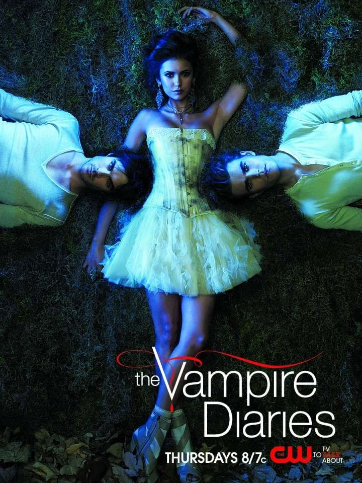 Vampire Diaries : the last episode of the season tomorrow Vampir10