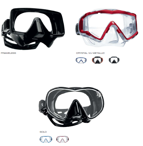 matérielle de chasse sous marine Masque10