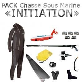 matérielle de chasse sous marine Pack-c10
