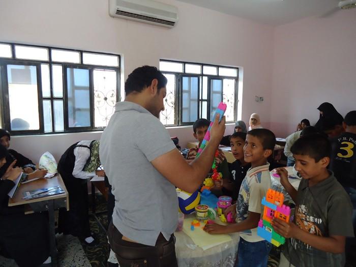 مركز انقاذ الطفولة 118