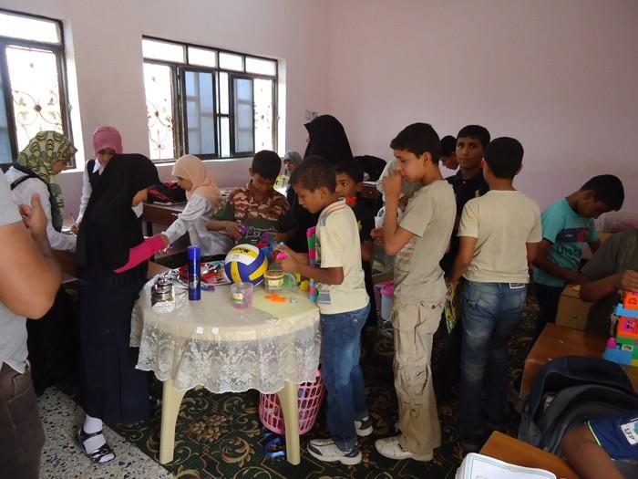 مركز انقاذ الطفولة 223