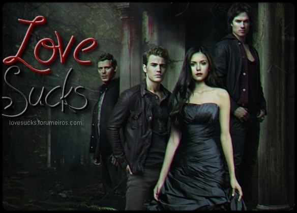 The Vampire Diaries - Love Sucks