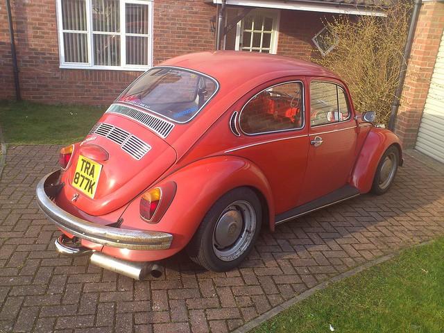 My '72 Beetle 69698410