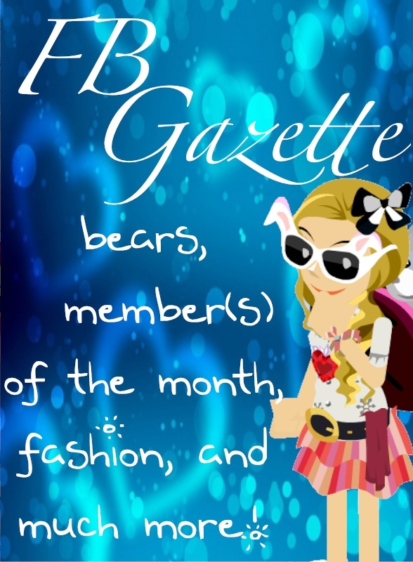 {FB Gazette for May!} ♥♥♥ Cover10