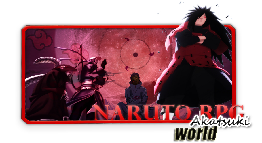naruto rpg akatsuki world