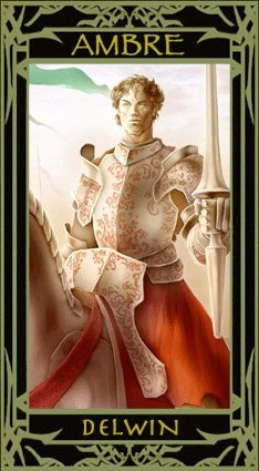 Descriptions des personnages de la saga de Merlin Delwin10