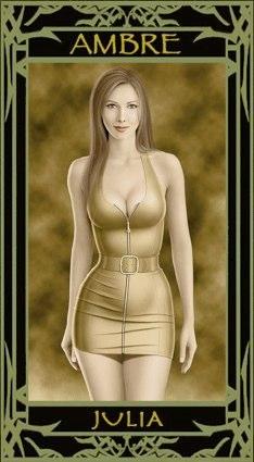 Descriptions des personnages de la saga de Merlin Julia10