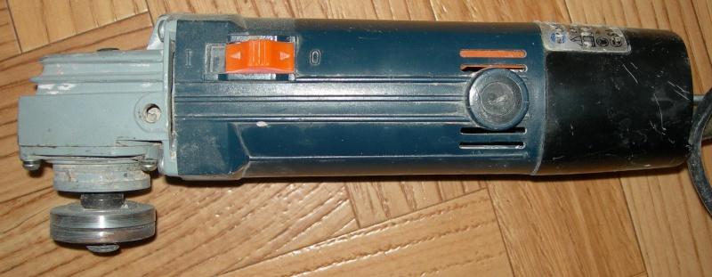 réparation d'une meuleuse-cherche interrupteur La_bet10