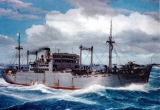 Cargo - Ravitailleur