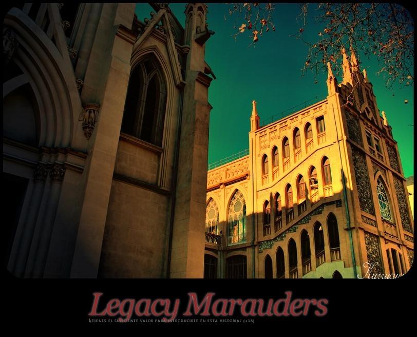 » Legacy Marauders