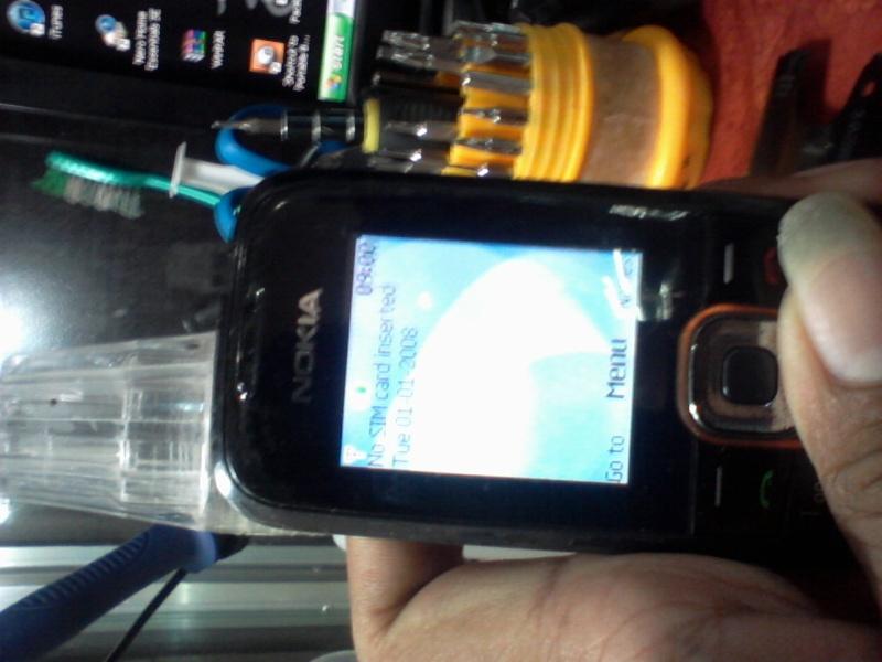 2600c-2 no power.. galing na sa ibang shop... DONE!! Photo-32