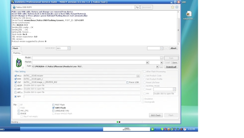 n200 dead!! DONE!! by mxkey dongle.. Untitl11
