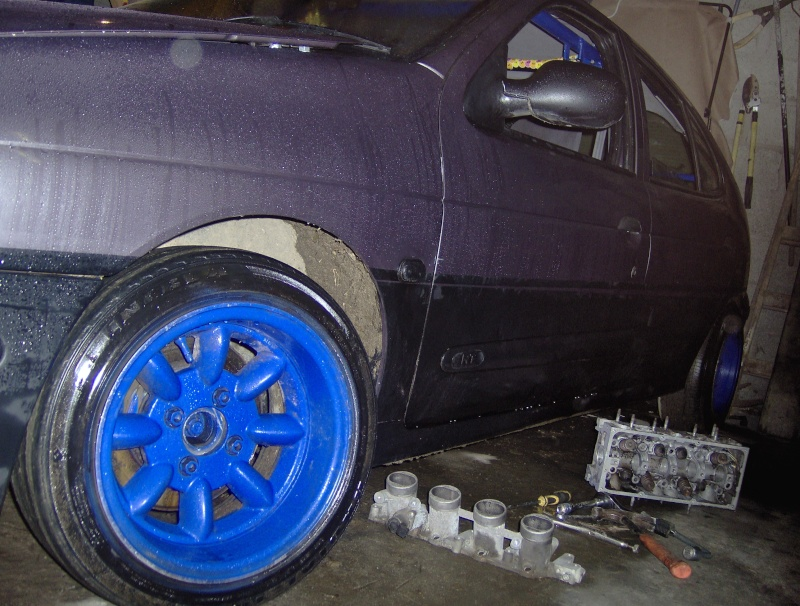 megane project :) *pics 4/3/13 *diy drag wing and bay tidy* Hpim0515