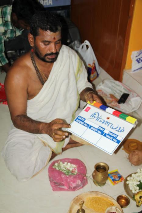 Nirnayam Movie Launch Pooja Stills Nirnay13