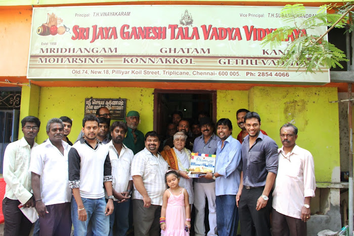 Nirnayam Movie Launch Pooja Stills Nirnay19