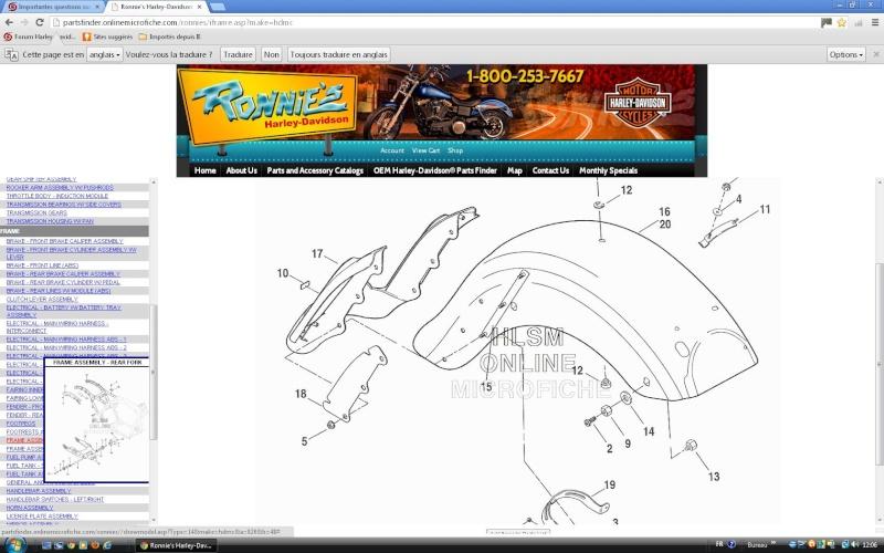 Importantes questions sur le Road Glide Cvo 2013 - Page 2 Fender10