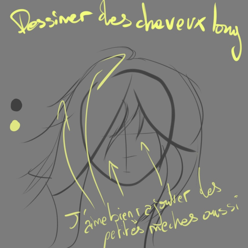 [How to?] Draw hair with [Dexteria] - Page 2 Cheuve12