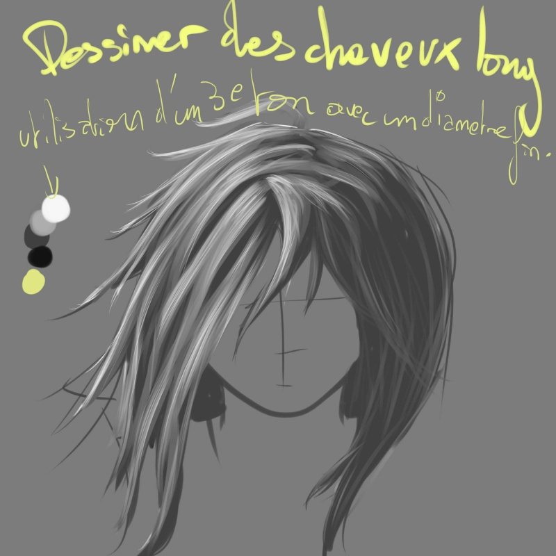 [How to?] Draw hair with [Dexteria] - Page 2 Cheuve17