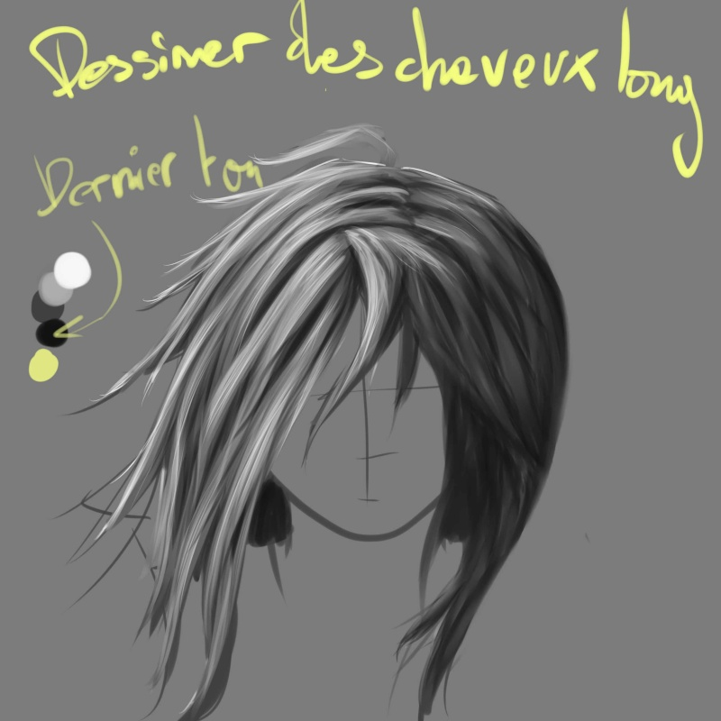 [How to?] Draw hair with [Dexteria] - Page 2 Cheuve18