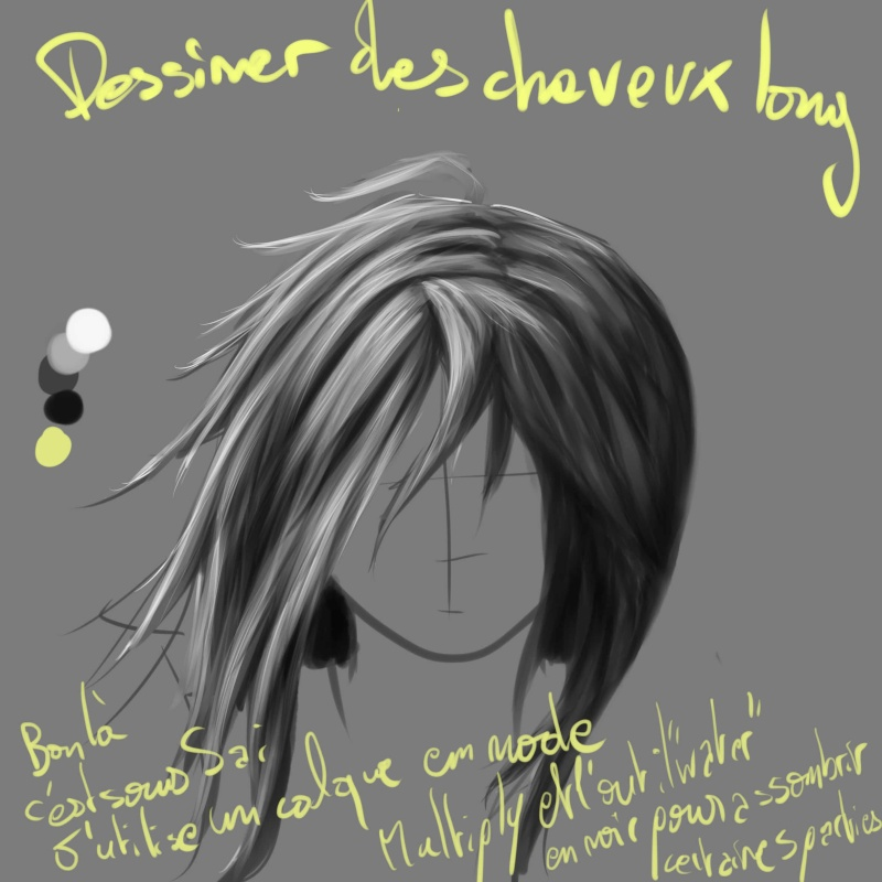 [How to?] Draw hair with [Dexteria] - Page 2 Cheuve19