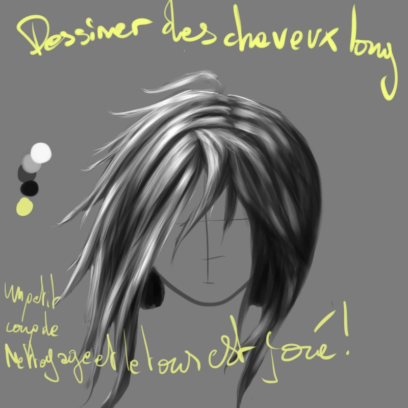 [How to?] Draw hair with [Dexteria] - Page 2 Cheuve21