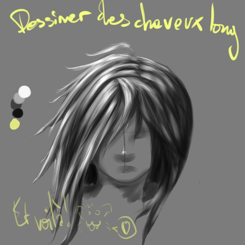 [How to?] Draw hair with [Dexteria] - Page 2 Cheuve22