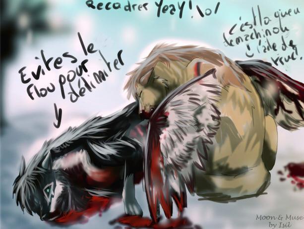 Galerie d'un petit Loup -3- - Page 4 Moon210