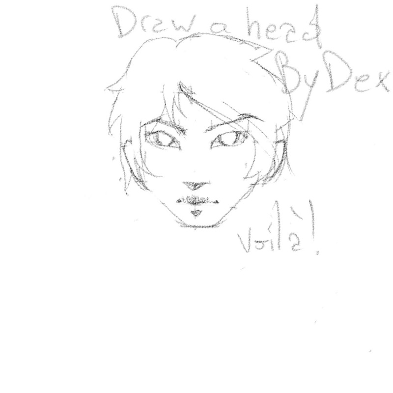 [How To?] Draw a Head. by Dexteria Nettoy11