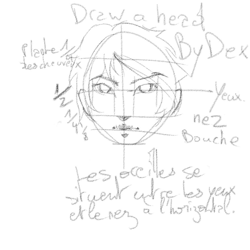 [How To?] Draw a Head. by Dexteria Oreill10