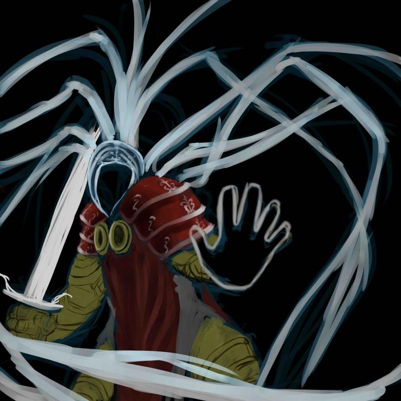 Step : Archange Tyrael pour Diablo III by [Dexteria] Tyrael11