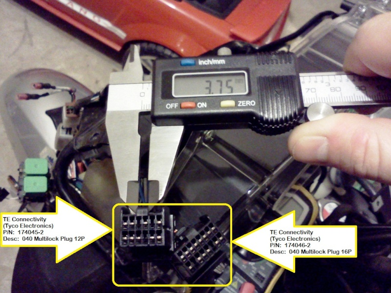 OEM flasher bypass harness 2004-f17