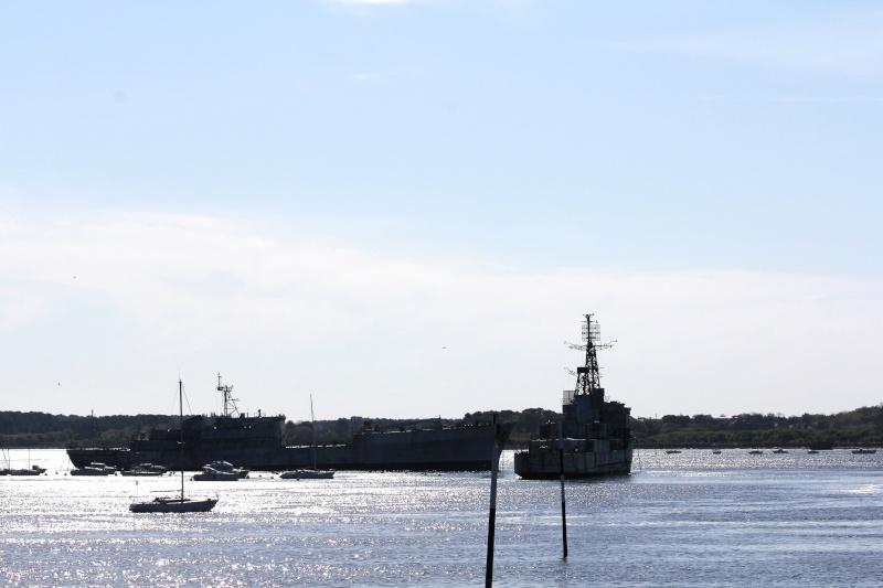 [Les ports militaires de métropole] Port de LORIENT Essais10