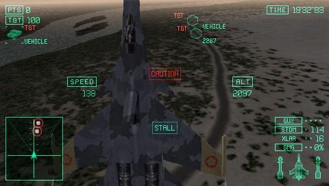 Ace Combat Joint Assault Screen11
